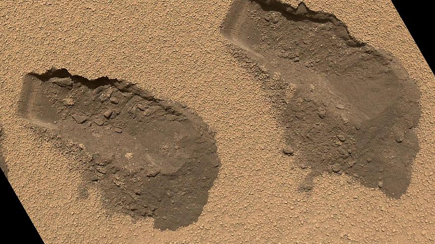 Curiosity makes big water discovery in Mars
