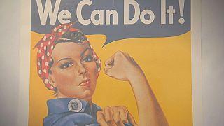 Las mujeres reclaman su lugar en la política
