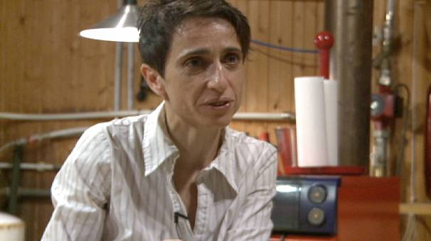 Bonus interview: Masha Gessen, gay rights activist