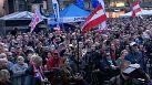 L'extrême-droite autrichienne veut surfer sur son résultat en vue des Européennes