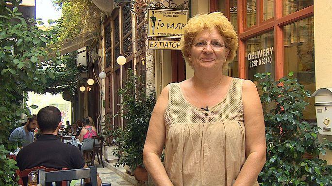 Мясные пироги помогают грекам в кризис