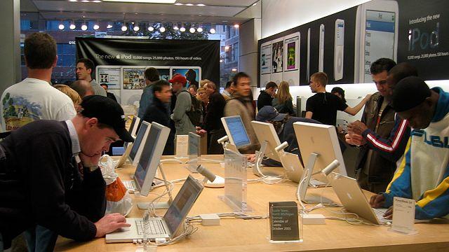 Az Apple a legmenőbb márka a világon