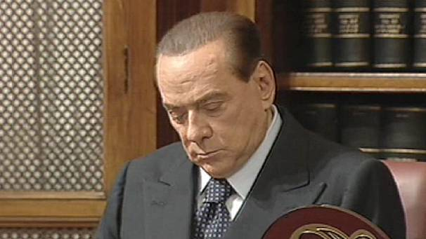 Italy: has Berlusconi risked a party revolt?