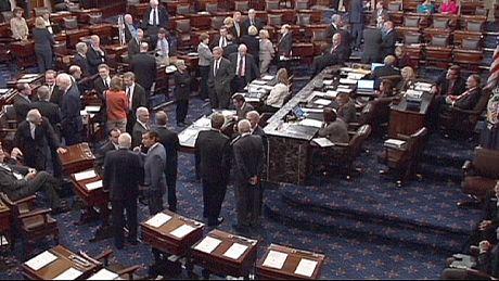 """USA: nessun accordo sul bilancio. Obama non evita lo """"shutdown"""""""