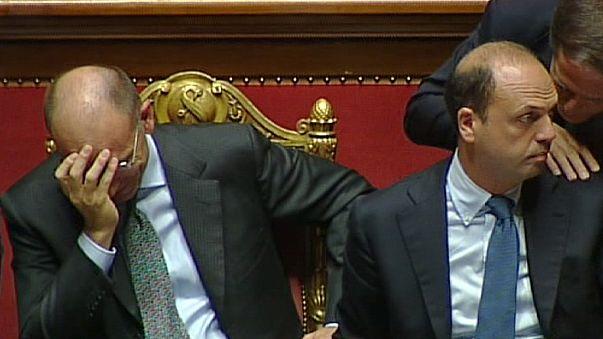 Italian political wobbles keep government in suspense