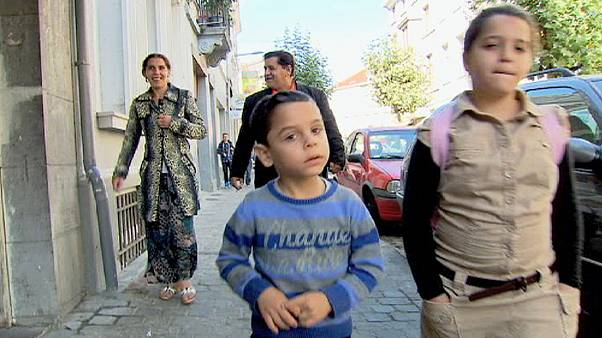 Helping Roma families to integrate