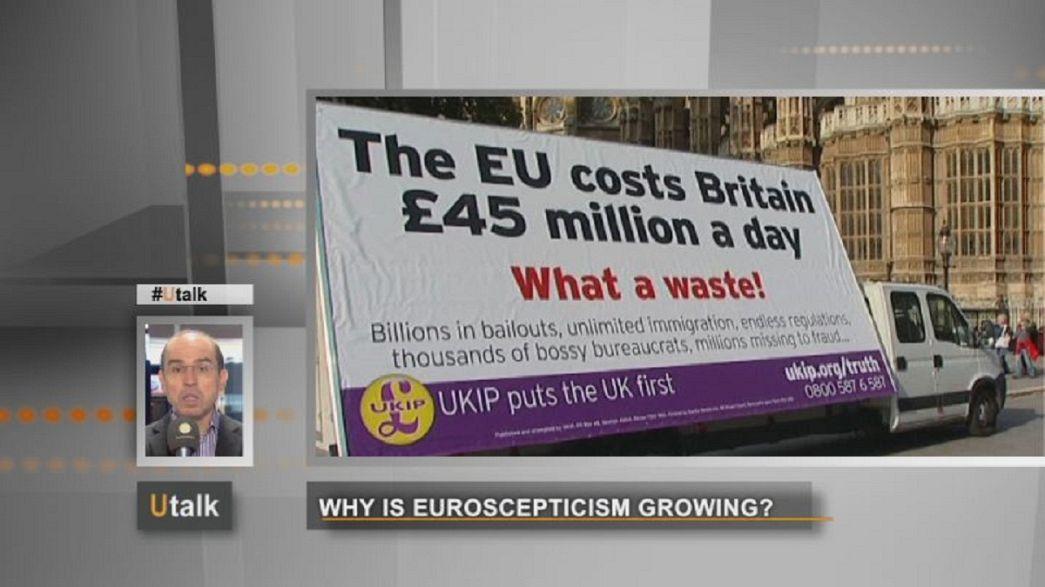 Aumento do euroceticismo na Europa
