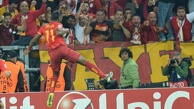 Galatasaray Torino'da tura ortak oldu