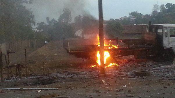 Madagascar crowd burn alive two Europeans over 'organ trafficking'