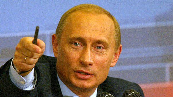 Nobel- békedíjjal jutalmaznák Putyint