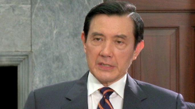 Ekszkluzív interjúnk Tajvan elnökével