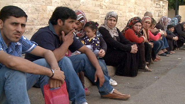Suriyeli mültecilerin yaşam mücadelesi