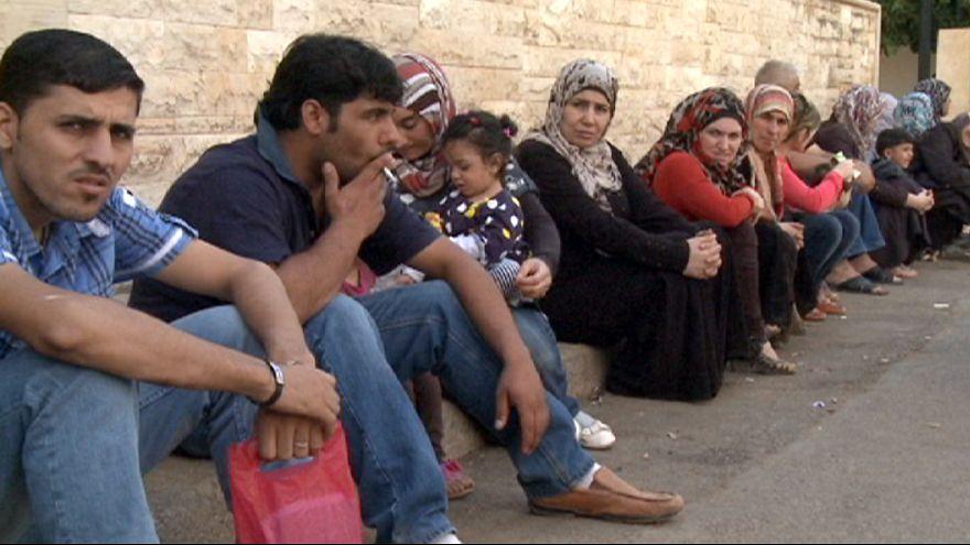 Syrische Flüchtlinge im Libanon - oder die tickende Zeitbombe
