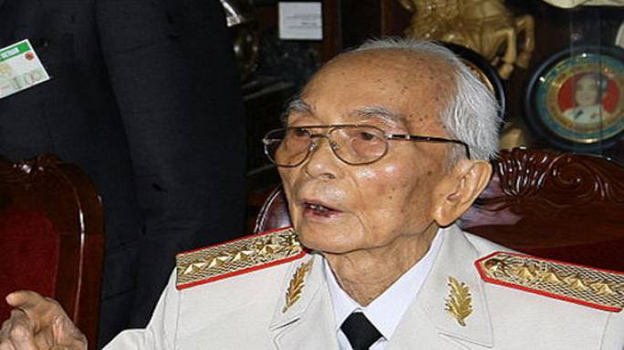 Vietnam general behind defeats of US and France dies, age 102