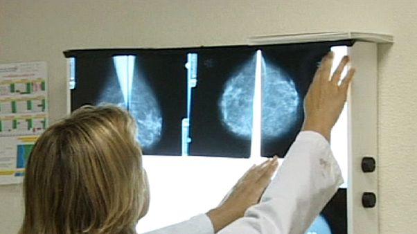 Megható felvétel egy mellrákos beteg küzdelméről