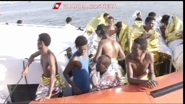 Европа закрывает глаза на проблему нелегальной миграции?