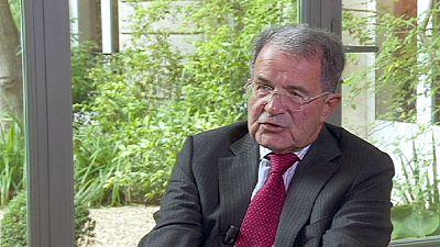 """Romano Prodi: """"Politische Union für Europa überlebenswichtig"""""""