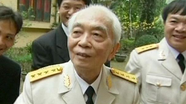 Reactions in Vietnam after death of national war hero General Giap