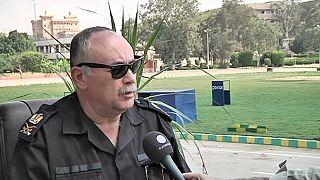 Mısır'da güvenlik güçlerinin zorlu eğitimi