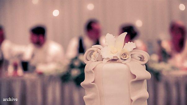US government shutdown can't ruin dream wedding