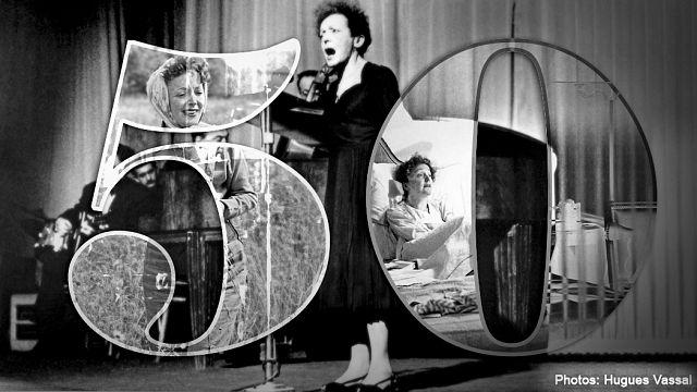 """Piaf prend sous son aile le """"môme"""" photographe"""