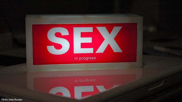 Thinking inside the box: sex arrives on British television
