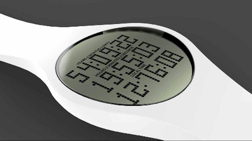 Tikker, la montre qui vous dit combien de temps il vous reste à vivre
