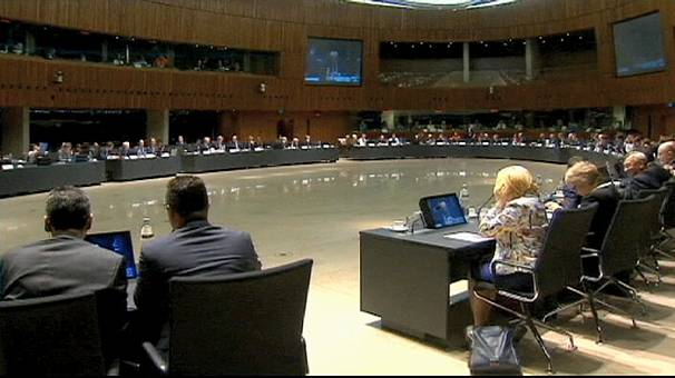EU ministers discuss sharing asylum load across Europe in wake of Lampedusa tragedy