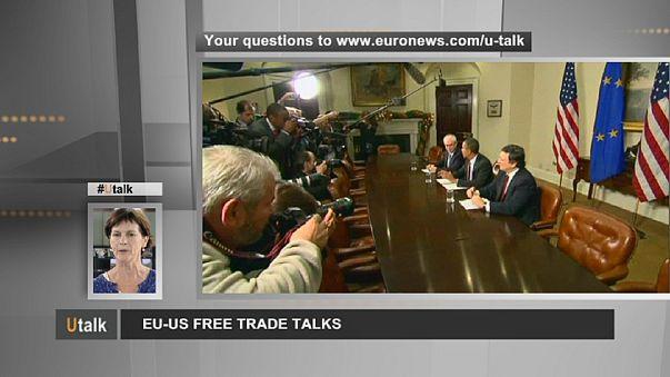 EU-US free trade talks