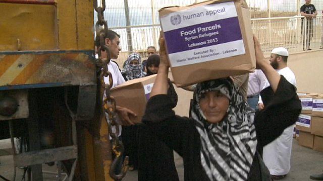"""Сирийцы в Ливане: """"беженцы в квадрате"""" лишатся помощи"""