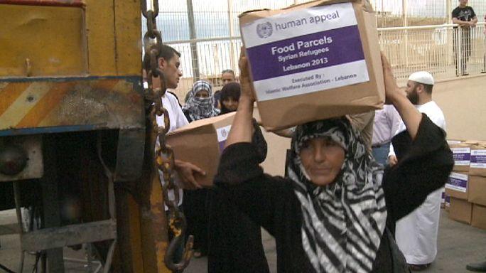 Suriyeli mültecilerin yaşam mücadelesi 2