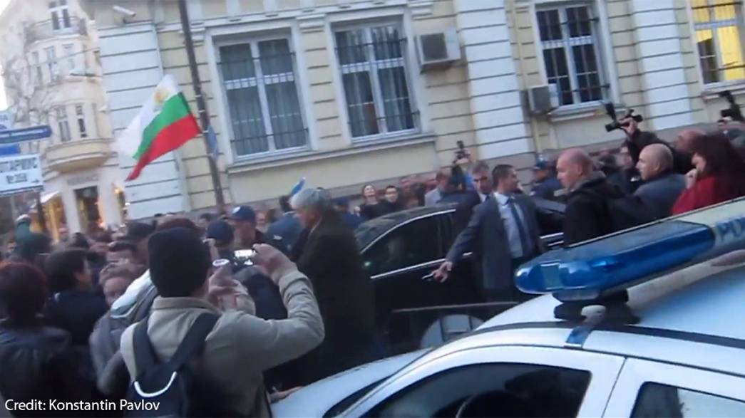 Tension flares in Bulgaria after top court reinstates controversial MP