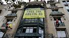 "Greenpeace chief offers himself to secure bail for the ""Arctic 30"" held in Russia"