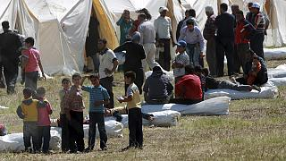 How can Europe help deal with the Syrian refugee crisis
