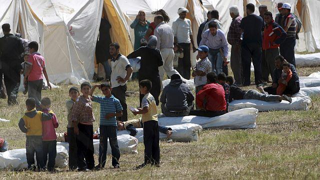 Résoudre la crise des réfugiés Syriens