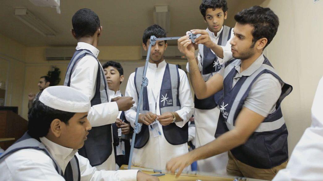 Wise premia seis proyectos pioneros de innovación educativa en todo el mundo