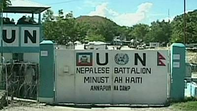 UN sued over cholera outbreak in Haiti