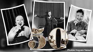Edith Piaf, une vie courte mais intense