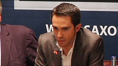 Contador's Saxo Bank to compete in 2014