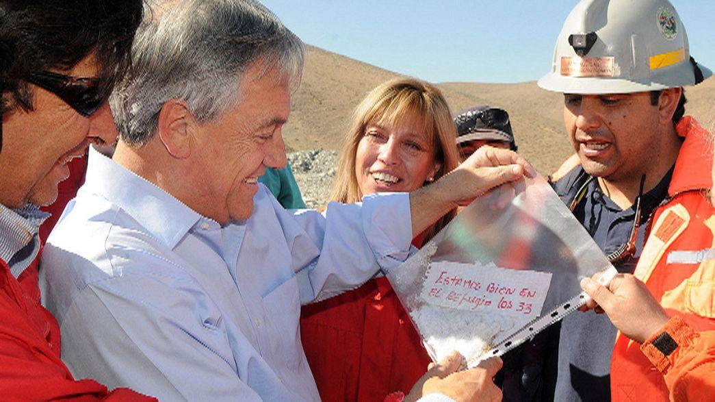 """Mineiros do Chile, 3 anos depois: """"a mina tem uma parte da minha vida"""""""