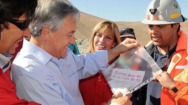 """""""Dimenticati"""". Tre anni dopo parla uno dei 33 minatori rimasti 70 giorni intrappolati sottoterra"""