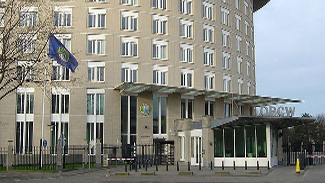 Who are the OPCW?
