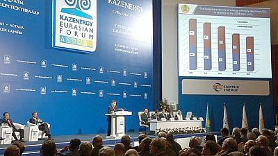 Kazenergy Forum: In der Energiebranche werden die Karten neu gemischt