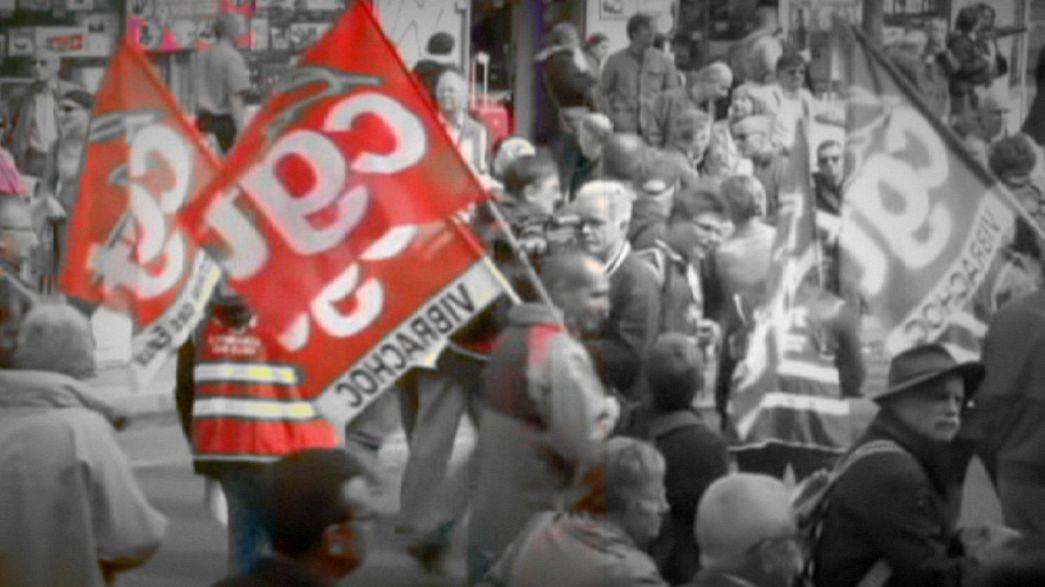 Das Rennen um die Rente: Reformpläne spalten Frankreich