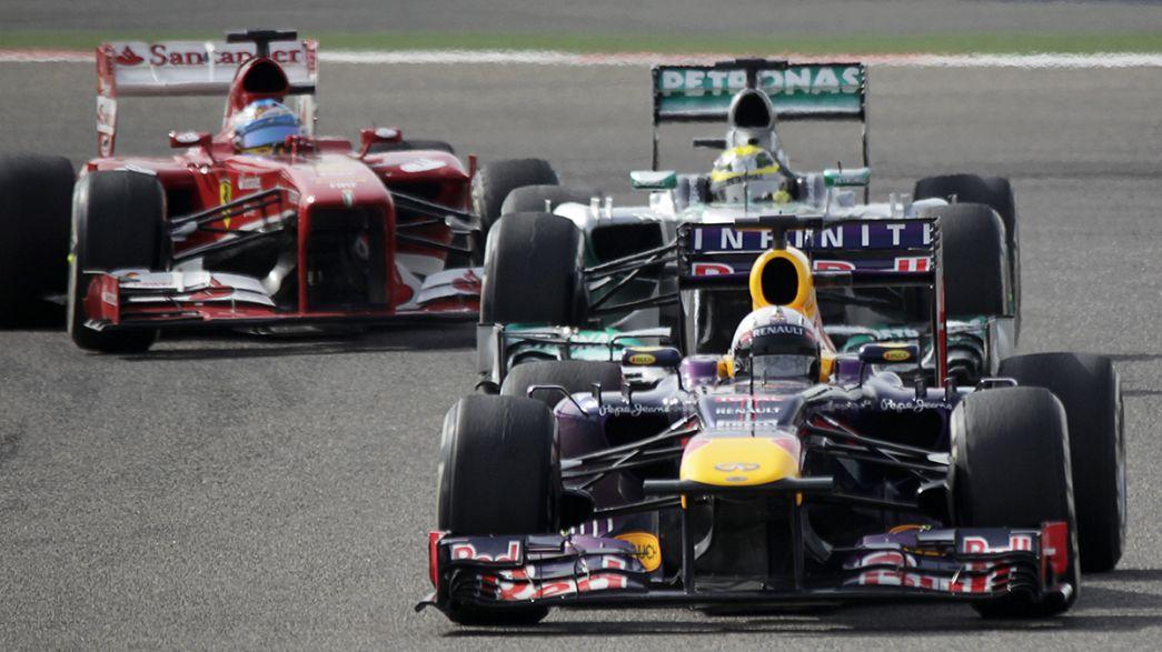 Trotz Vettel-Triumph in Suzuka noch keine WM-Fete
