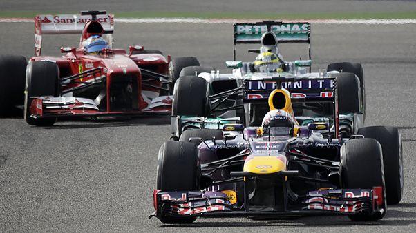 Sebastian Vettel wins Japanese Formula One Grand Prix