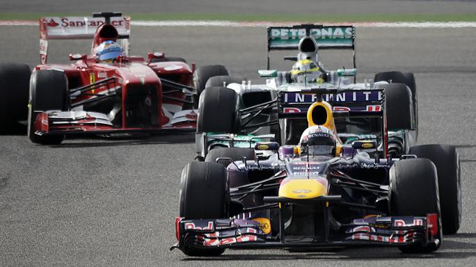 Formule 1 : nouvelle victoire de Sebastian Vettel au Japon