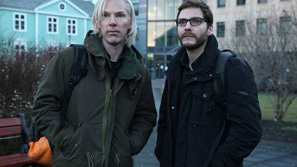 Actor Benedict Cumberbatch responds to Julian Assange letter about his new film