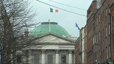 Ireland bailout exit forecast a relief for EU