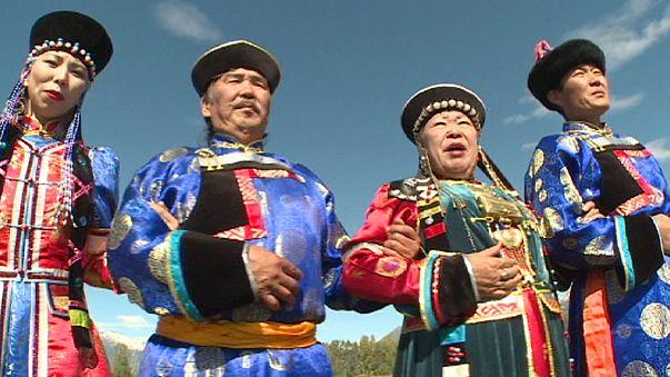 میراث زنده بوریاتیا